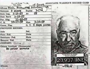 Wilhelm Reich Arrest